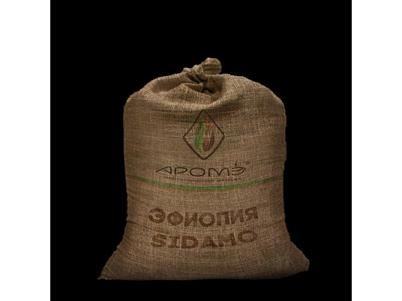 Эфиопия Sidamo Gr 2, 60 кг